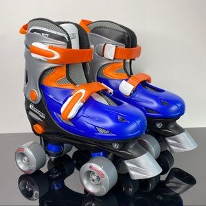 New Chicago Boy's Quad Roller - M